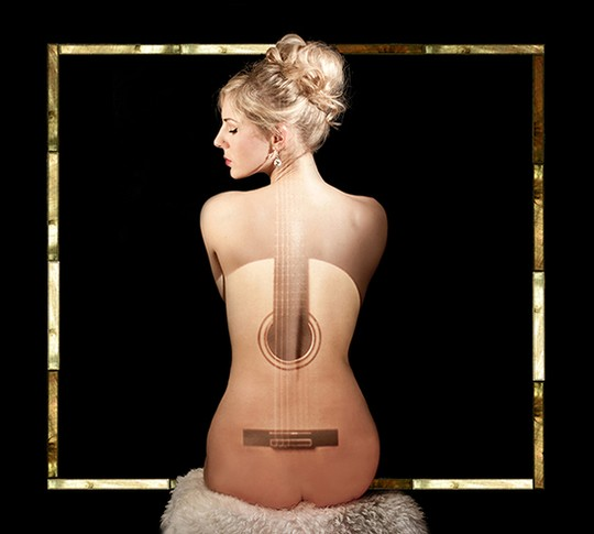 "CD - ""Señora Guitarra - The Art Of Female Composition"""